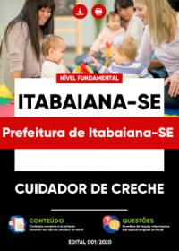 Cuidador de Creche - Prefeitura de Itabaiana-SE