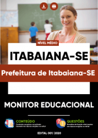 Monitor Educacional - Prefeitura de Itabaiana-SE