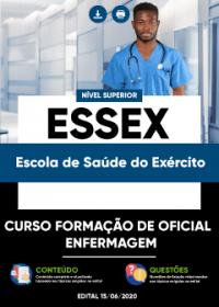 Curso de Formação de Oficial - Enfermagem - EsSEx