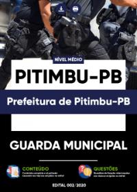 Guarda Municipal - Prefeitura de Pitimbu-PB