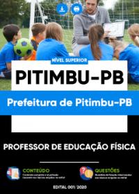 Professor de Educação Física - Prefeitura de Pitimbu-PB