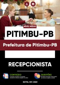 Recepcionista - Prefeitura de Pitimbu-PB