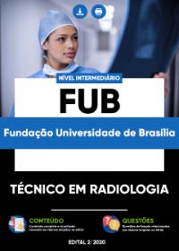 Técnico em Radiologia - FUB