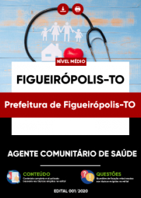 Agente Comunitário de Saúde - Prefeitura de Figueirópolis-TO