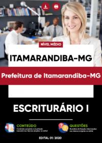 Escriturário I - Prefeitura de Itamarandiba-MG