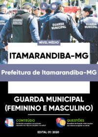 Guarda Municipal - Prefeitura de Itamarandiba-MG