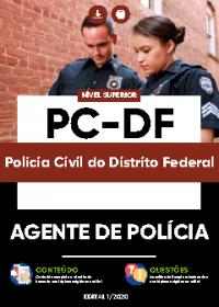 Agente de Polícia - PC-DF
