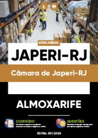 Almoxarife - Câmara de Japeri-RJ