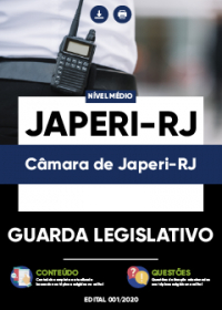 Guarda Legislativo - Câmara de Japeri-RJ
