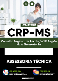 Assessoria Técnica - CRP-MS