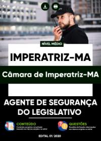 Agente de Segurança do Legislativo - Câmara de Imperatriz-MA