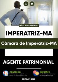 Agente Patrimonial - Câmara de Imperatriz-MA