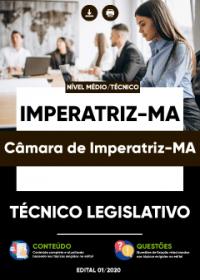 Técnico Legislativo - Câmara de Imperatriz-MA