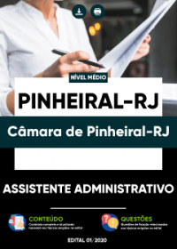 Assistente Administrativo - Câmara de Pinheiral-RJ
