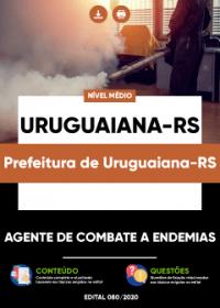 Agente de Combate a Endemias - Prefeitura de Uruguaiana-RS