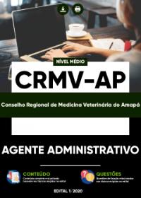 Agente Administrativo - CRMV-AP