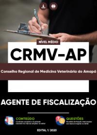 Agente de Fiscalização - CRMV-AP
