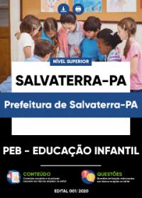 PEB - Educação Infantil - Prefeitura de Salvaterra-PA