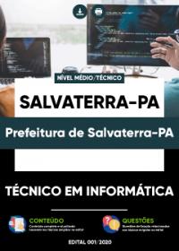 Técnico em Informática - Prefeitura de Salvaterra-PA