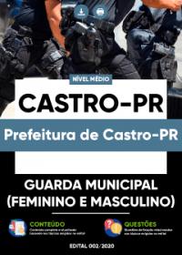 Guarda Municipal - Prefeitura de Castro-PR