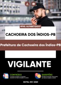 Vigilante - Prefeitura de Cachoeira dos Índios-PB