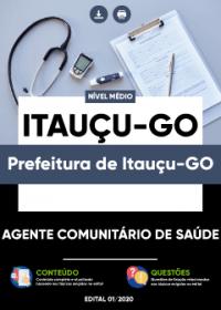 Agente Comunitário de Saúde - Prefeitura de Itauçu-GO
