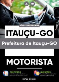 Motorista - Prefeitura de Itauçu-GO