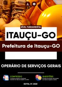 Operário de Serviços Gerais - Prefeitura de Itauçu-GO