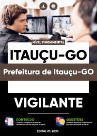 Vigilante - Prefeitura de Itauçu-GO
