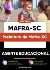 Agente Educacional - Prefeitura de Mafra-SC