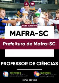 Professor de Ciências - Prefeitura de Mafra-SC