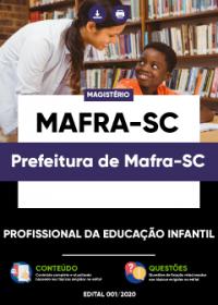 Profissional da Educação Infantil - Prefeitura de Mafra-SC
