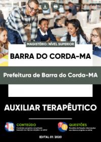 Auxiliar Terapêutico - Prefeitura de Barra do Corda-MA