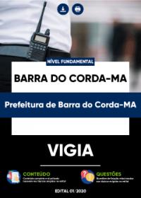 Vigia - Prefeitura de Barra do Corda-MA