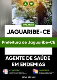 Agente de Saúde em Endemias - Prefeitura de Jaguaribe-CE