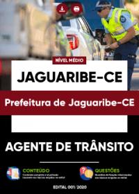 Agente de Trânsito - Prefeitura de Jaguaribe-CE
