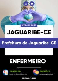 Enfermeiro - Prefeitura de Jaguaribe-CE