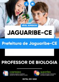 Professor de Biologia - Prefeitura de Jaguaribe-CE
