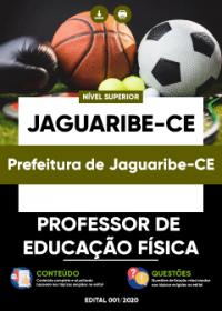 Professor de Educação Física - Prefeitura de Jaguaribe-CE