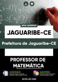 Professor de Matemática - Prefeitura de Jaguaribe-CE