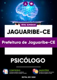 Psicólogo - Prefeitura de Jaguaribe-CE