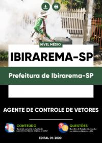 Agente de Controle de Vetores - Prefeitura de Ibirarema-SP