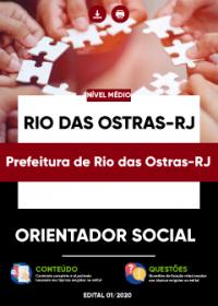 Orientador Social - Prefeitura de Rio das Ostras-RJ