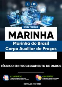 Técnico em Processamento de Dados - MARINHA - Corpo Auxiliar de Praças