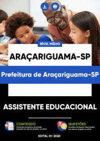 Assistente Educacional - Prefeitura de Araçariguama-SP