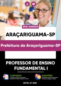 Professor de Ensino Fundamental I - Prefeitura de Araçariguama-SP