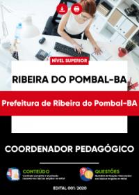 Coordenador Pedagógico - Prefeitura de Ribeira do Pombal-BA