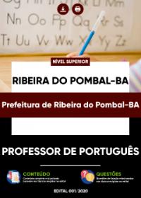 Professor de Português - Prefeitura de Ribeira do Pombal-BA