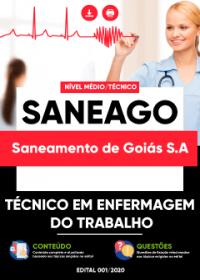 Técnico em Enfermagem do Trabalho - SANEAGO
