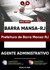 Agente Administrativo - Prefeitura de Barra Mansa-RJ